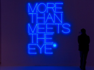 More then meets the eye